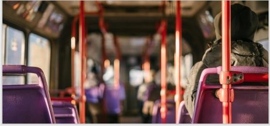 Dėl autobusų eismo karantino metų Vilniaus rajone
